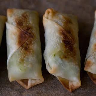 Monica Bhide's Chile Pea Puffs.