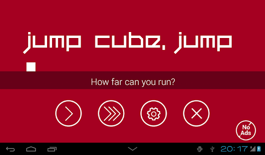 Jump Cube, Jump- screenshot thumbnail