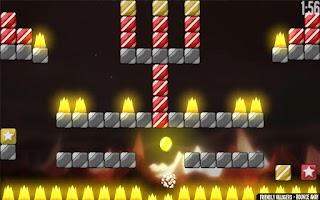 Screenshot of Bounce Away