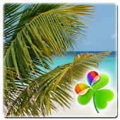 Beach Theme – GO Launcher EX