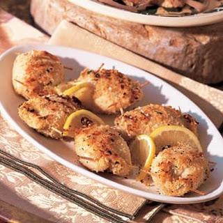 Grilled Stuffed Squid (Calamari Imbottiti alla Griglia).