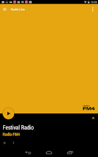 Radio FM4 - screenshot thumbnail