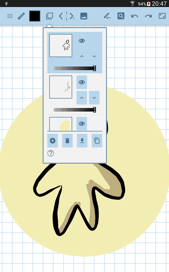 HandWrite Pro Note & Draw- screenshot