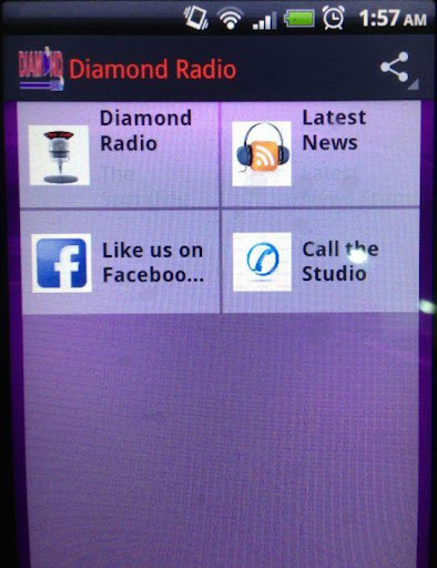 Mydiamondradio