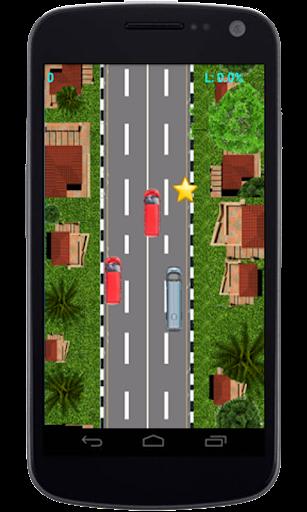 Highway Bus Racing Game