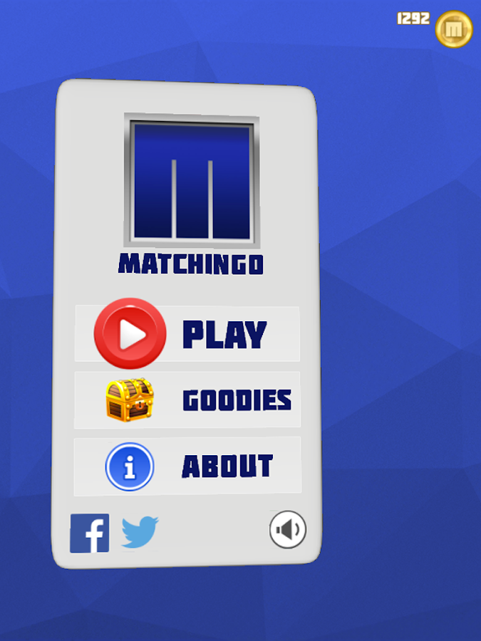 Matchingo - A Memory Game- screenshot