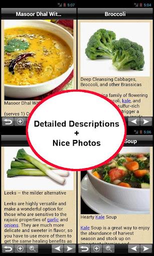 Detox Food Recipe