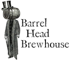 Logo for Barrel Head Brewhouse