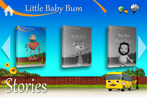 Nursery Rhymes with LBB Lite- screenshot