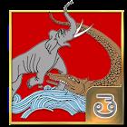 Gajendra Moksham Text only icon