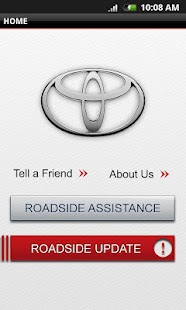 Toyota Roadside Assist - screenshot thumbnail