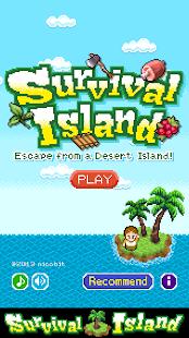 0 Survival Island ! App screenshot