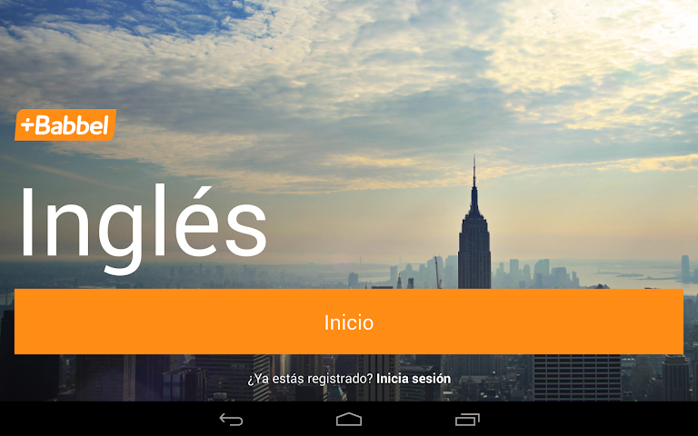 android Apprendre l'anglais - Babbel Screenshot 5