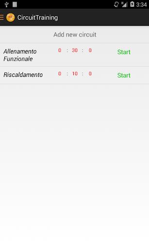 【免費運動App】Circuit Training-APP點子
