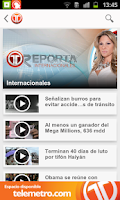 Screenshot of Telemetro