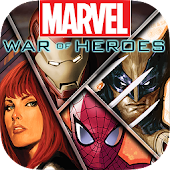 MARVEL War of Heroes APK for Ubuntu
