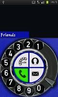 Screenshot of Finger Wheel