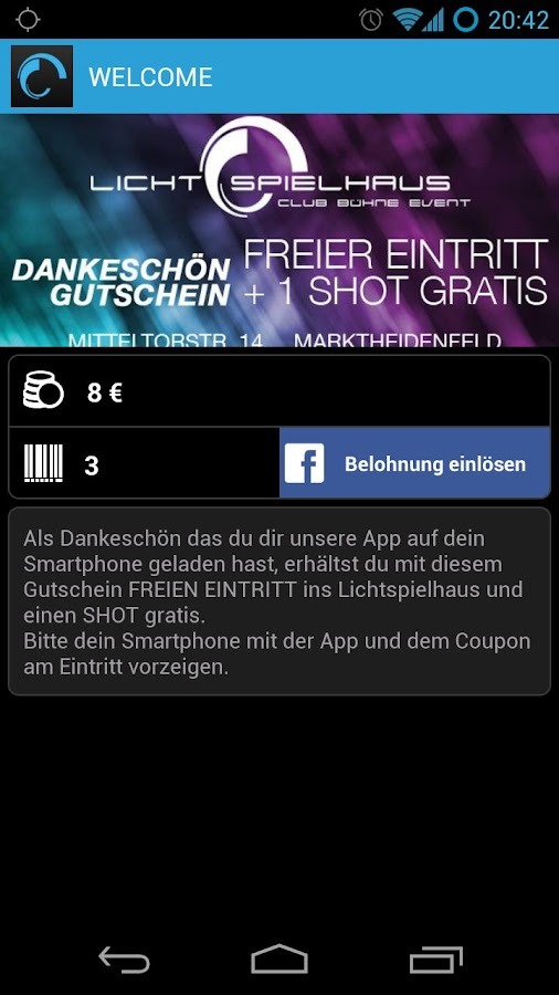 Lichtspielhaus Marktheidenfeld- screenshot