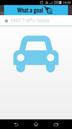 M42 Traffic News