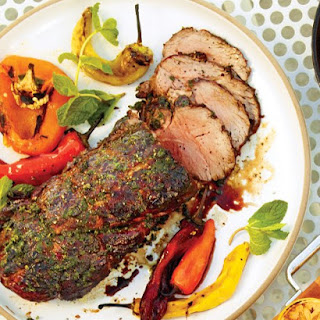 Grilled Beef Tenderloin.