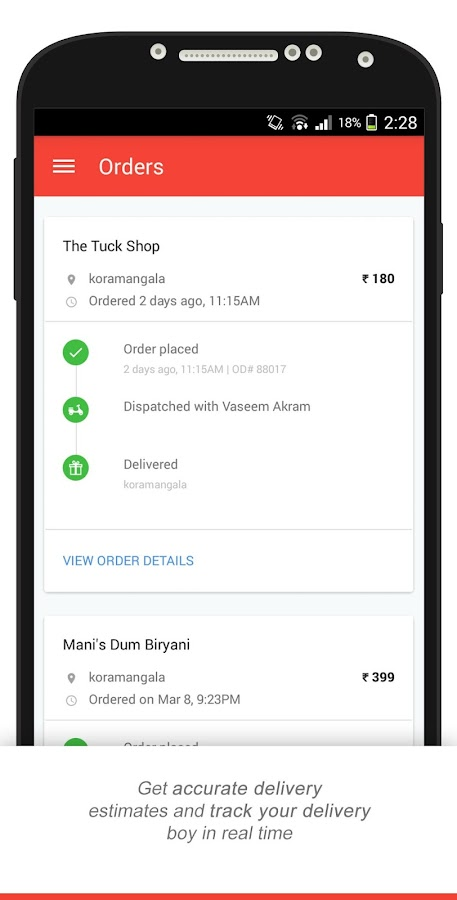 Swiggy Food Delivery Android Apps On Google Play