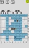 Screenshot of Battleship Solitaire Puzzles