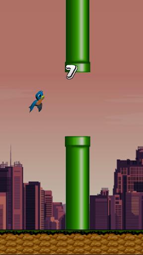 【免費街機App】Fluffy Bird-APP點子