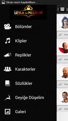 Leyla İle Mecnun - screenshot