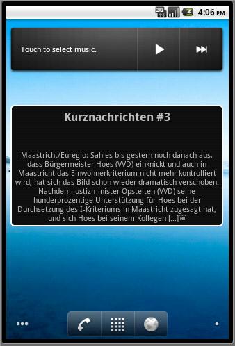 Kein Wietpas! Mobil - screenshot