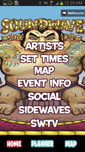 Soundwave Festival 2014