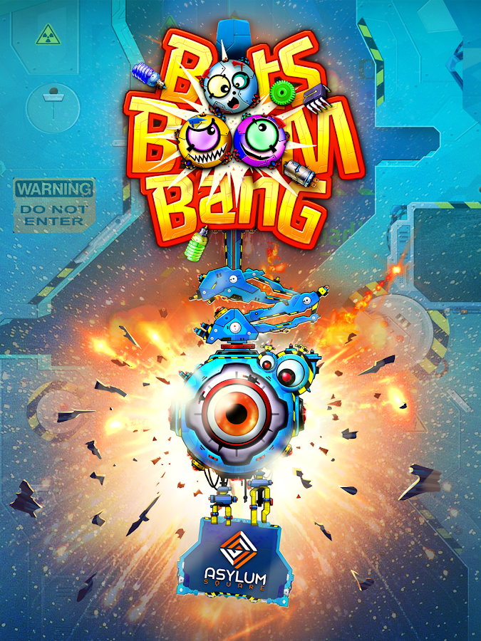 Bots Boom Bang- screenshot