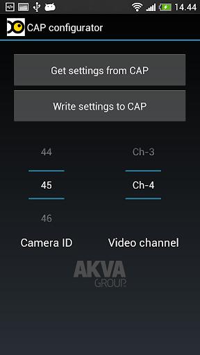 AKVA CAP configurator