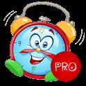 Voice your alarm! Pro icon