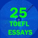 25 Essays icon