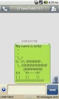 Screenshot of Funny Text Creator