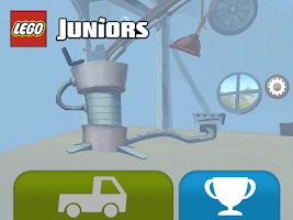 Screenshot of LEGO® Juniors Create & Cruise