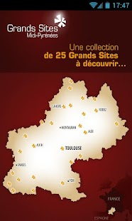 Grands Sites Midi-Pyrénées - screenshot thumbnail
