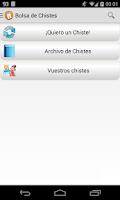 Screenshot of Bolsa de Chistes