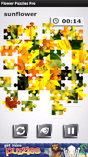 Flower Puzzles - FREE Game - screenshot thumbnail
