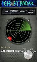 Screenshot of Ghost Radar®: TOUR