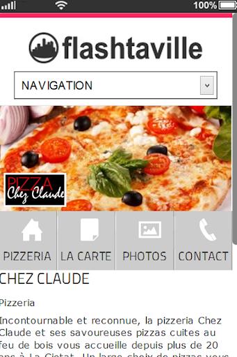Pizzeria Chez Claude