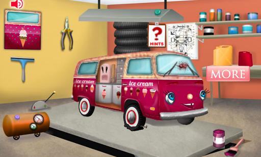玩免費休閒APP|下載アイスクリームトラックの修正と修復 app不用錢|硬是要APP