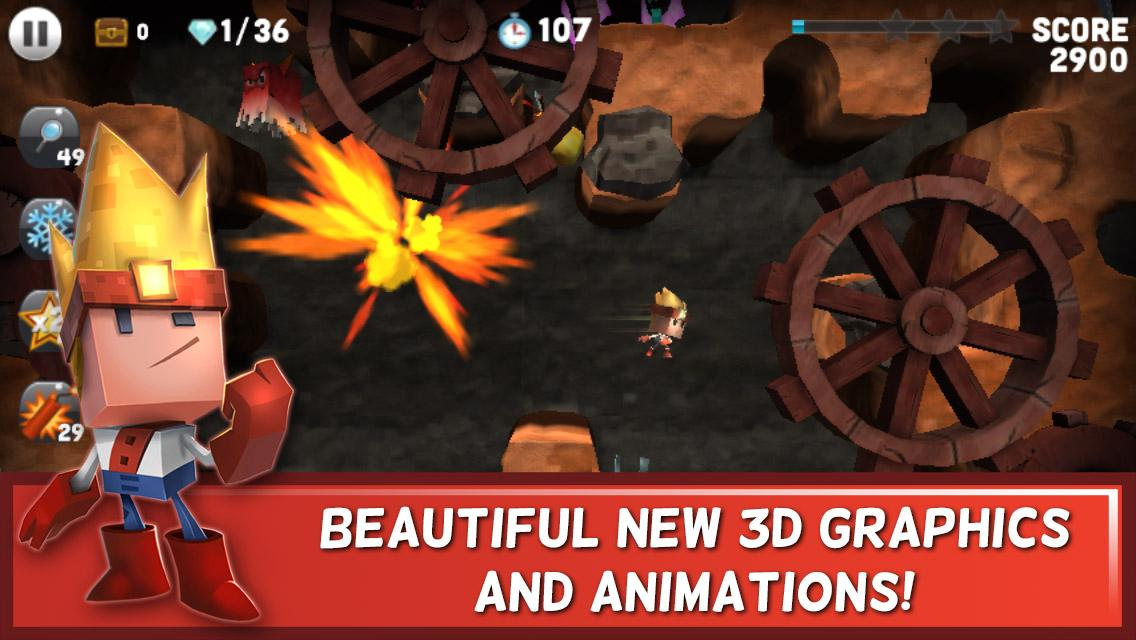 Boulder Dash®-30th Premium- screenshot