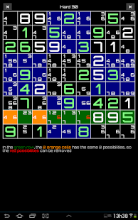 Sudoku Advisor - screenshot thumbnail