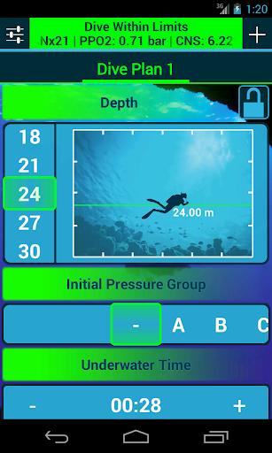 Dive Planner 2