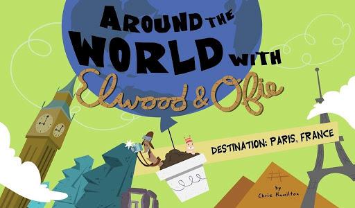 Around the World with Elwood
