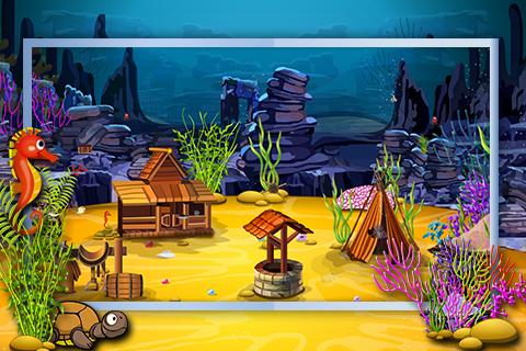 Fish Castle Escape - screenshot