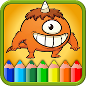 Coloring Book - Cartoons