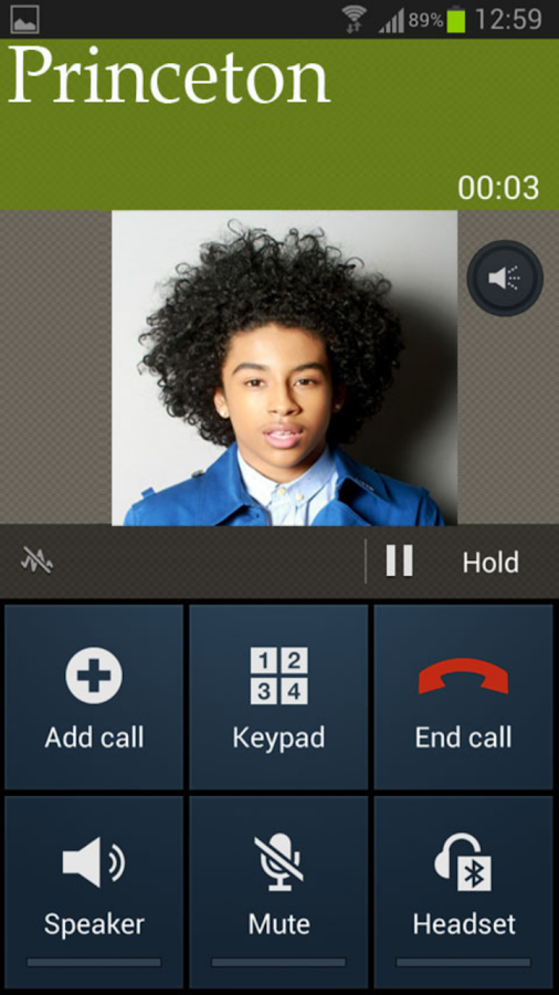 Princeton Mindless Prank Calls - screenshot