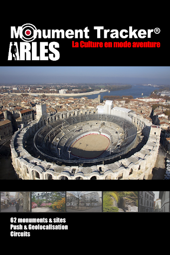 Arles Monument Tracker